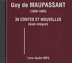 Maupassant - 36 contes et nouvelles