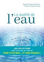 Téléchargez le livre :  La qualité de l'eau