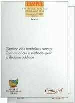 Téléchargez le livre :  Gestion des territoires ruraux
