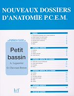 Download this eBook Nouveau dossier d 'anatomie P.C.E.M. : Petit bassin