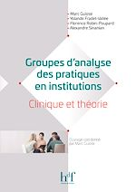 Download this eBook Groupes d'analyse des pratiques en institutions