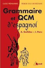 Download this eBook Grammaire et QCM d'espagnol