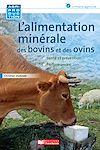 Télécharger le livre :  L'alimentation minérale des bovins et des ovins