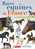 Download this eBook Races équines de France