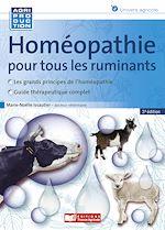 Download this eBook Homéopathie pour tous les ruminants - 3e édition