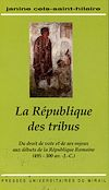 Télécharger le livre :  La république des tribus
