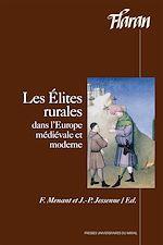 Téléchargez le livre :  Les élites rurales