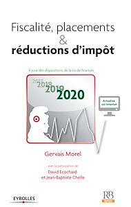 Téléchargez le livre :  Fiscalité, placements et réductions d'impôt 2020