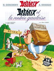 Téléchargez le livre :  Astérix - Astérix et la rentrée gauloise - n°32