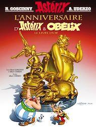Téléchargez le livre :  Asterix - L'anniversaire d'Astérix et Obélix - n°34