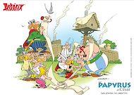 Téléchargez le livre :  Astérix - Le Papyrus de César - n°36 - Les étapes de création