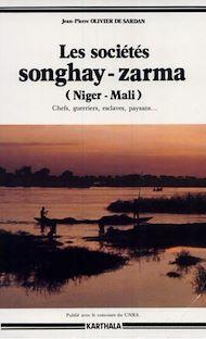 Téléchargez le livre :  Les sociétés Songhay-Zarma (Niger-Mali)
