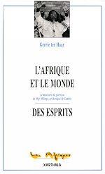 Download this eBook L'Afrique et le monde des esprits