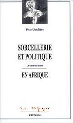 Download this eBook Sorcellerie et politique en Afrique