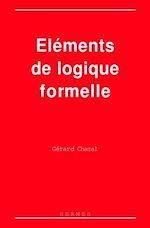 Téléchargez le livre :  Eléments de logique formelle