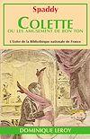 Télécharger le livre :  Colette ou Les Amusements de bon ton - Nouvelle édition