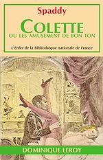 Téléchargez le livre :  Colette ou Les Amusements de bon ton - Nouvelle édition