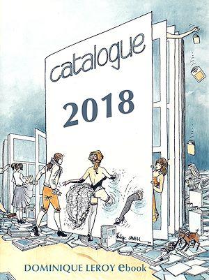 Téléchargez le livre :  Catalogue général 2018 Dominique Leroy eBook