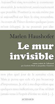 Téléchargez le livre :  Le mur invisible
