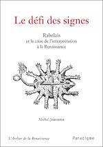 Download this eBook Le défi des signes