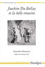 Download this eBook Joachim du Bellay et la belle romaine
