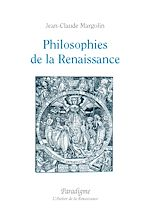 Download this eBook Philosophies de la Renaissance