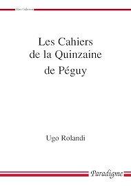 Téléchargez le livre :  Les Cahiers de la Quinzaine de Péguy
