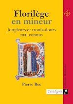 Download this eBook Florilège en mineur