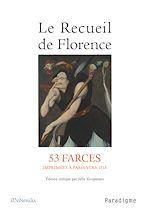 Download this eBook Le Recueil de Florence
