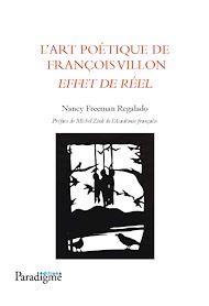 Téléchargez le livre :  L'art poétique de François Villon, effet de réel
