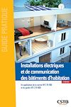 Télécharger le livre :  Installations électriques et de communication des bâtiments d'habitation