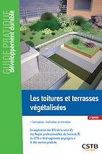 Téléchargez le livre :  Les toitures et terrasses végétalisées