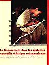 Télécharger le livre :  Le financement dans les systèmes éducatifs d'Afrique subsaharienne
