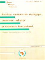 Téléchargez le livre :  Politique commerciale stratégique, croissance endogène et commerce international