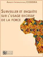 Téléchargez le livre :  Surveiller et enquêter sur l'usage excessif de la force