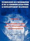 Télécharger le livre :  Technologies de l'information et de la communication pour le développement en Afrique