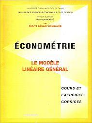 Téléchargez le livre :  Économétrie