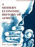 Téléchargez le livre :  A modern economic history of Africa
