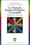 Télécharger le livre :  Le français langue étrangère et seconde