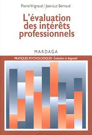 Téléchargez le livre :  L'évaluation des intérêts professionnels