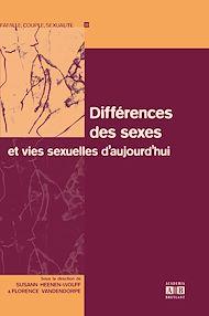 Téléchargez le livre :  Différences des sexes et vies sexuelles d'aujourd'hui