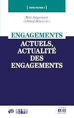 Téléchargez le livre :  Engagements actuels, actualité des engagements
