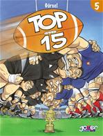 Télécharger cet ebook : Top 15 Tome 5