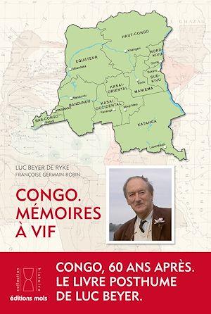 Téléchargez le livre :  Congo. Mémoires à vif