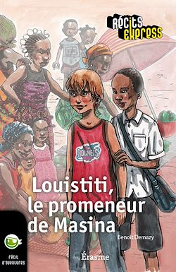 Download the eBook: Louistiti, le promeneur de Masina