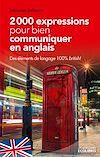 Télécharger le livre :  2000 expressions pour bien communiquer en anglais