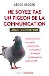 Télécharger le livre :  Ne soyez pas un pigeon de la communication