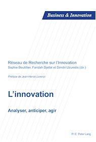 Téléchargez le livre :  L'innovation