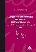 Download this eBook Analyse structuro-sémantique des parémies zoophytonymiques lubà