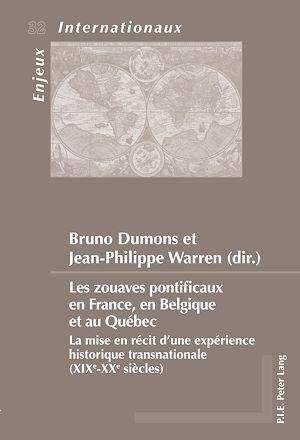 Téléchargez le livre :  Les zouaves pontificaux en France, en Belgique et au Québec